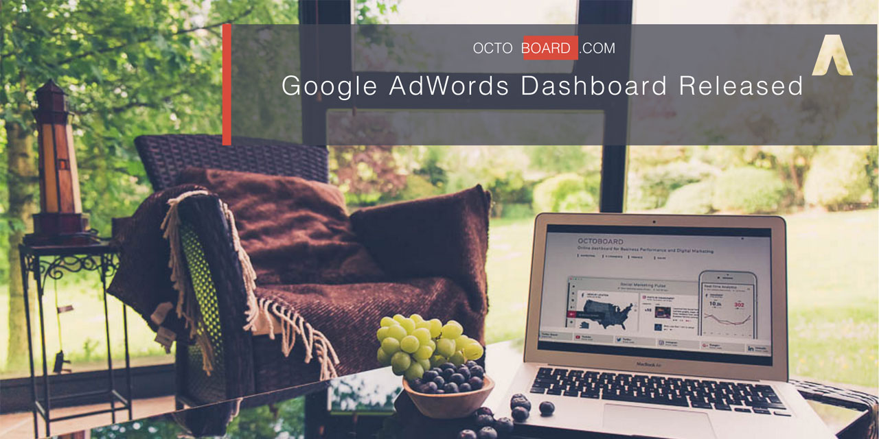 Google AdWords Dashboard Octoboard
