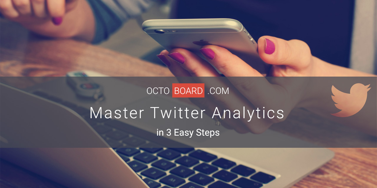 Twitter Analytics with Octoboard